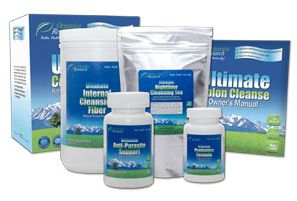 Ultimate Colon Cleanse Program Group With Guide