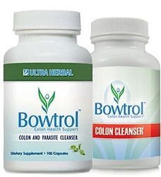 Bowtrol Colon cleanser - Bowtrol colon & parasite cleanser